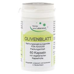 OLIVENBLATT Extrakt Vegi Kapseln 60 Stück