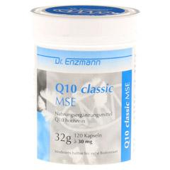 Q10 MSE Kapseln 30 mg 120 Stück