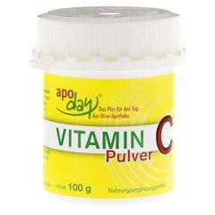 VITAMIN C Dose Pulver 100 Gramm