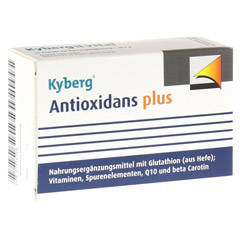ANTIOXIDANS plus Kyberg Kapseln 30 Stück