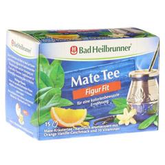 BAD HEILBRUNNER Mate Tee Figur-Fit Filterbeutel 15x1.8 Gramm