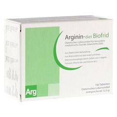 ARGININ-DIET Biofrid Tabletten 100 Stück