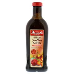 DONATH Vollfrucht Sanddorn Acerola+Agavendicksaft 500 Milliliter