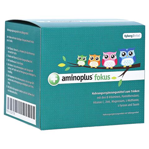 AMINOPLUS fokus Trinkampullen 30x25 Milliliter