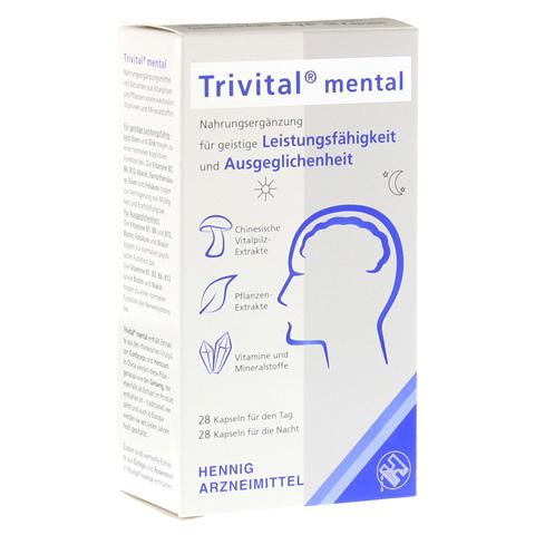 TRIVITAL mental Kapseln 56 Stück