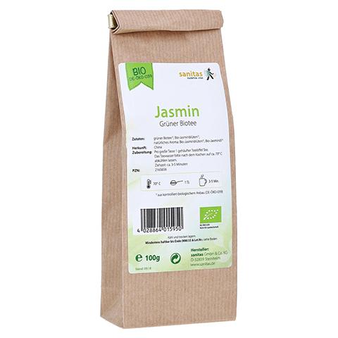 GRÜNER TEE Jasmin kbA 100 Gramm
