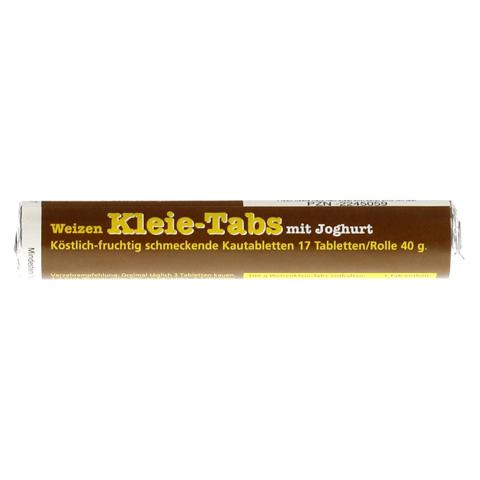 KLEIE TABS m. Joghurt Tabletten 17 Stück