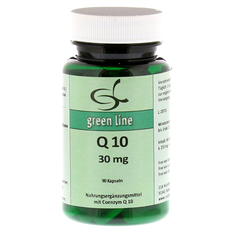 Q10 30 mg Kapseln 90 Stück