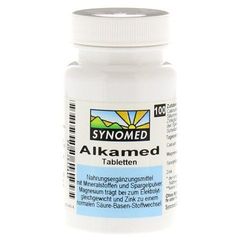 ALKAMED Synomed Tabletten 100 Stück
