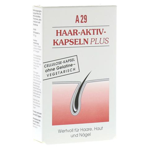 A29 Haar Aktiv Kapseln Plus 30 Stück
