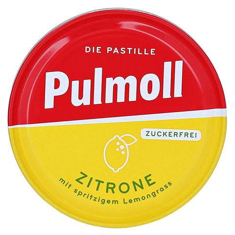 PULMOLL Hustenbonbons Zitrone+Vit.C zuckerfrei 50 Gramm
