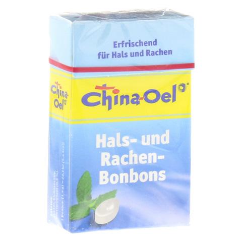 CHINA ÖL Hals- u.Hustenbonbons 40 Gramm