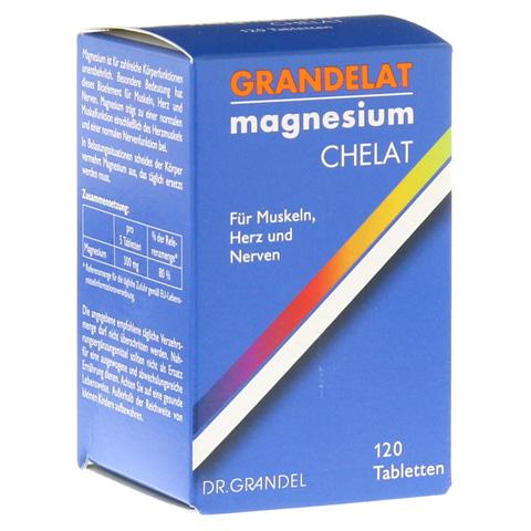 GRANDELAT MAG 60 MAGNESIUM Tabletten 120 Stück