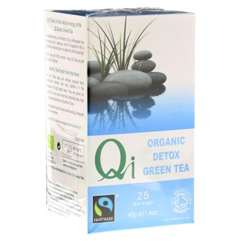 DETOX kleiner Kur Tee Filterbeutel 25x1.6 Gramm