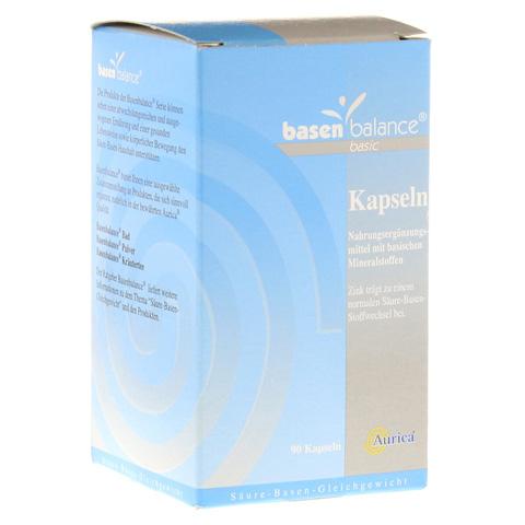 BASENBALANCE Kapseln-Mineralstoffe 90 Stück