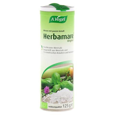 HERBAMARE Salz A.Vogel 125 Gramm