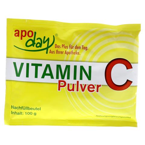 VITAMIN C Beutel Pulver 100 Gramm