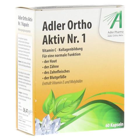 ADLER Ortho Aktiv Kapseln Nr.1 60 Stück