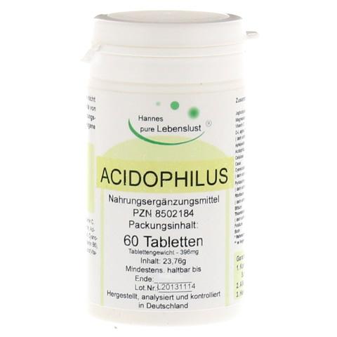 ACIDOPHILUS Tabletten 60 Stück