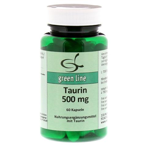 TAURIN 500 mg Kapseln 60 Stück