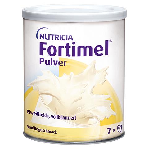 FORTIMEL Pulver Vanillegeschmack 335 Gramm
