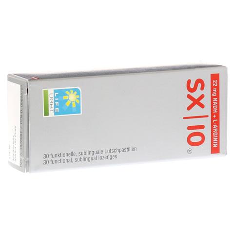 SX10 22 mg N.A.D.H.+ L-ARGININ Lutschtabletten 30 Stück