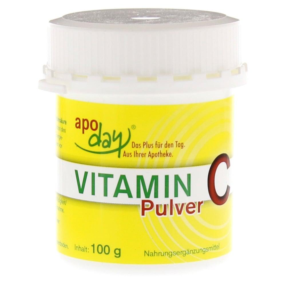 vitamin c dose pulver 100 gramm online bestellen medpex versandapotheke. Black Bedroom Furniture Sets. Home Design Ideas