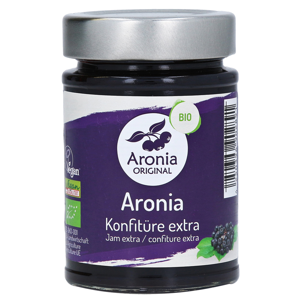 bio aronia konfit re extra 225 gramm online bestellen medpex versandapotheke. Black Bedroom Furniture Sets. Home Design Ideas