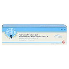 BIOCHEMIE DHU 8 Natrium chloratum D 4 Gel 50 Gramm N1 - Vorderseite