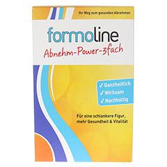 FORMOLINE Abnehm-Power-3fach L112+Eiweißdiät+Buch 1 Stück - Vorderseite