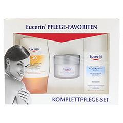 EUCERIN Set Pflege-Favoriten Komplettpflege 1 Packung - Vorderseite