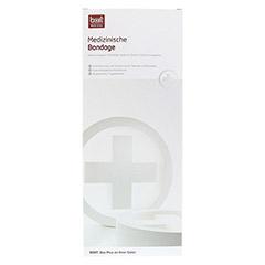 BORT PostOban Thorax-Abdominalst.Gr.3 26 cm weiß 1 Stück - Vorderseite