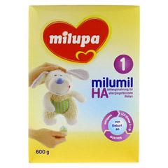 MILUPA MILUMIL HA 1 600 Gramm - Vorderseite
