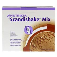 SCANDI Shake Mix Kakao Pulver 6x85 Gramm - Vorderseite