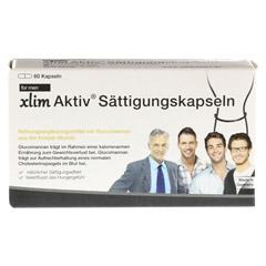 XLIM Aktiv Sättigungskapseln for men 60 Stück - Vorderseite