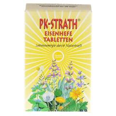 PK STRATH Eisenhefe Tabletten 140 Stück - Vorderseite