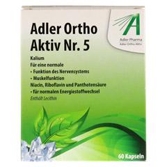 ADLER Ortho Aktiv Kapseln Nr.5 60 Stück - Vorderseite