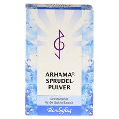 ARHAMA-Sprudel-Pulver 150 Gramm - Vorderseite