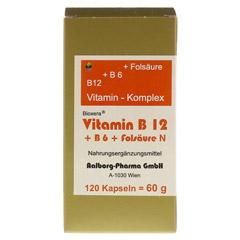 Vitamin B12 120 Stück - Vorderseite