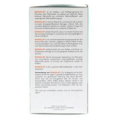 BONOLAT Grandel Pulver 250 Gramm - Linke Seite