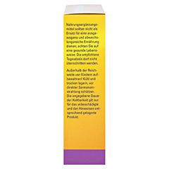 CENTROVISION Lutein 15 mg direkt Granulat 28 Stück - Linke Seite