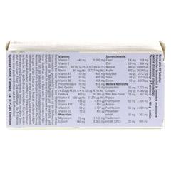 BASIS AKTIV 28 Tabletten 60 Stück - Linke Seite
