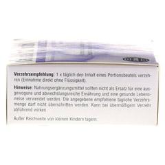 CEFASEL 100 nutri Selen Stix Pellets 20 Stück - Linke Seite