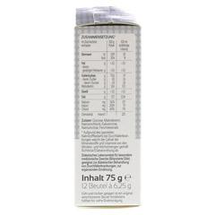 HUMANA Elektrolyt Fenchel Pulver 75 Gramm - Linke Seite