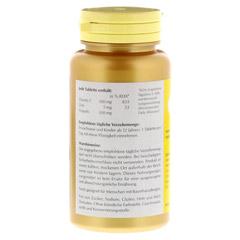 PROPOLIS VITAMIN C+Zink Tabletten 60 Stück - Linke Seite
