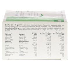 ARGININ-DIET Biofrid Tabletten 100 Stück - Linke Seite