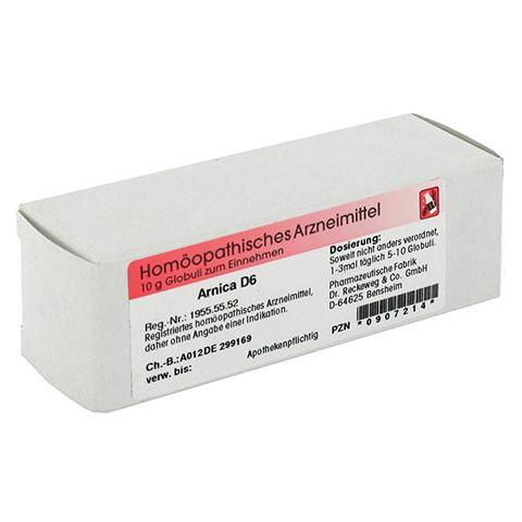 ARNICA D 6 Globuli 10 Gramm N1