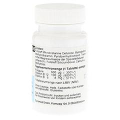 BASIS HOMOCYSTEIN Tabletten 90 Stück - Linke Seite