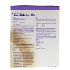SCANDI Shake Mix Kakao Pulver 6x85 Gramm - Rechte Seite
