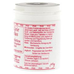 KLEIE PLUS Weizenkleie Tabletten 100 Stück - Rechte Seite